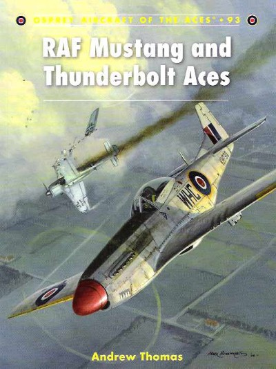 >ACE93 RAF MUSTANG AND THUNDERBOLT ACES<