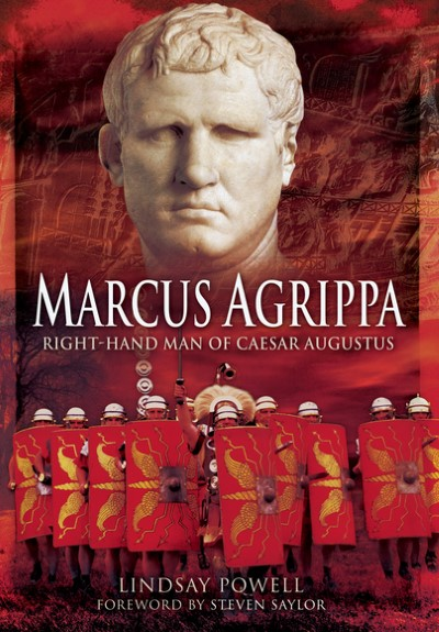 >MARCUS AGRIPPA RIGHT HAND OF CAESAR AUGUSTUS<