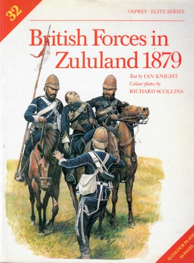 >ELI32 BRITISH FORCES IN ZULULAND 1879<