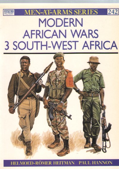 >MAA242 MODERN AFRICAN WARS 3. SOUTH-WEST AFRICA<