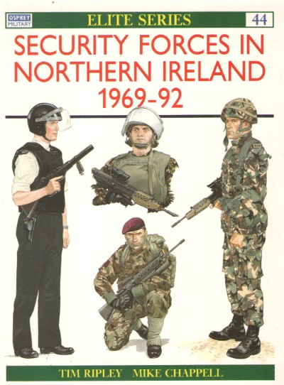 >ELI44 SECURITY FORCES IN NORTHERN IRELAND, 1969-92<