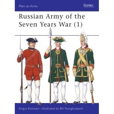 >MAA297 RUSSIAN ARMY OF THE SEVEN YEARS WAR (1)<