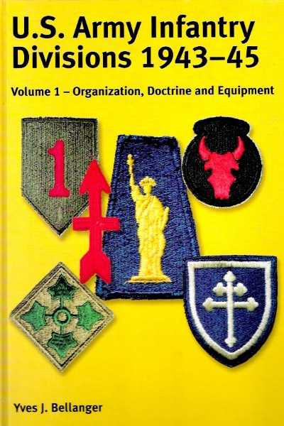 >US ARMY INFANTRY DIVISIONS 1943-45 <