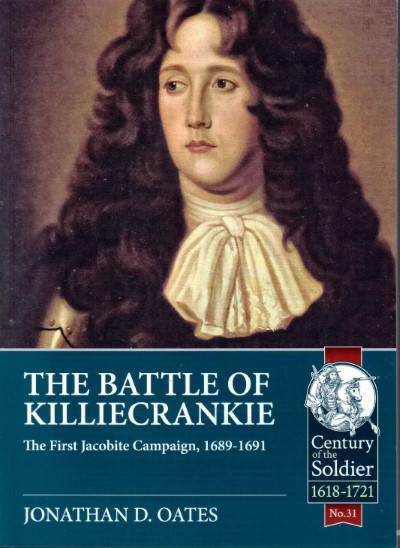 >THE BATTLE OF KILLIECRANKIE<