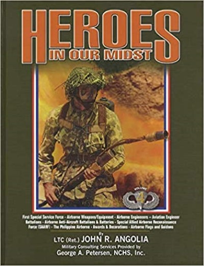 >HEROES IN OUR MIDST. WWII AMERICAN AIRBORNE VOL. 2<