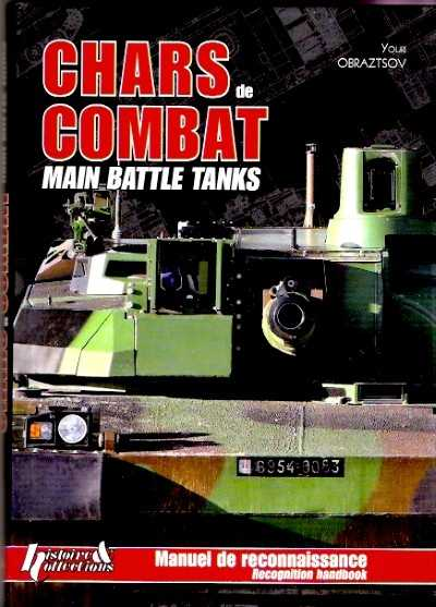 >CHARS DE COMBAT. MAIN BATTLE TANKS<