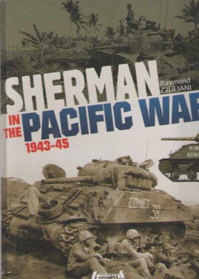 >SHERMAN IN THE PACIFIC WAR 1943-45<