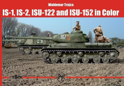 >IS-1, IS-2, ISU-122 AND ISU-152 IN COLOR<