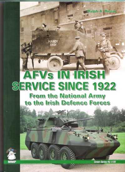 >AFVS IN IRISH SERVICE SINCE 1922. FROM THE NATIONAL ARMY TO THE IDF<