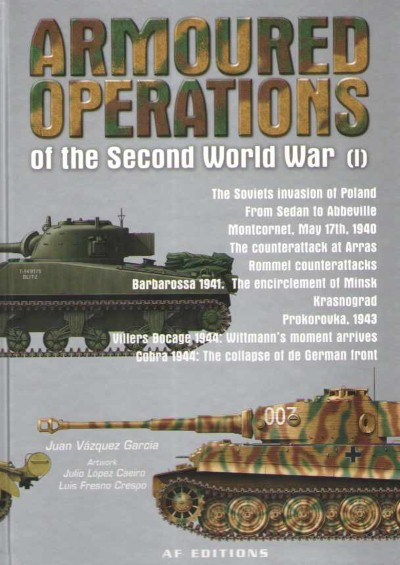 >ARMOURED OPERATIONS OF THE SECOND WORLD WAR<