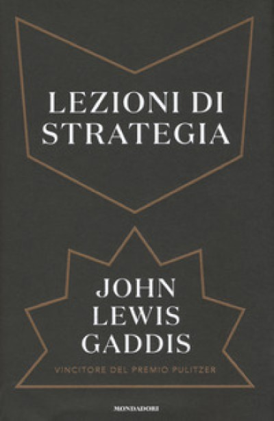 >LEZIONI DI STRATEGIA<