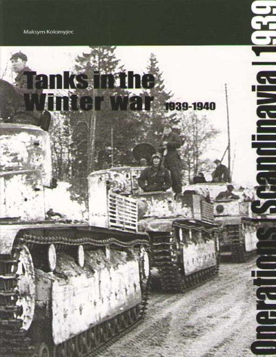 >TANKS IN THE WINTER WAR<