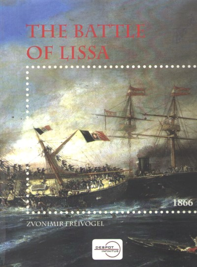 >THE BATTLE OF LISSA 1866<